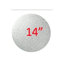 "蛋糕板 - 14"" 木底 (4mm Thick)"