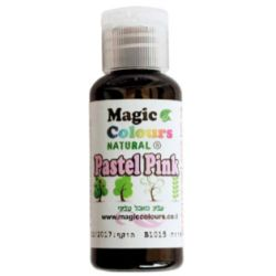 MAGIC COLOURS -PASTEL PINK 32G (NATURAL FOOD COLOR)