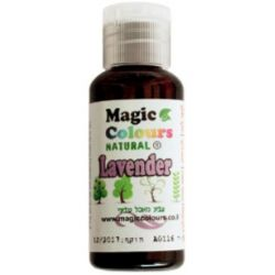 MAGIC COLOURS -LAVANDER 32G (NATURAL FOOD COLOR)