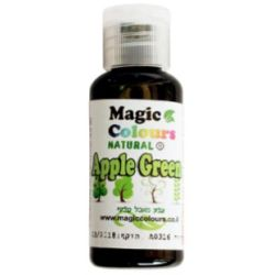 MAGIC COLOURS -APPLE GREEN 32G (NATURAL FOOD COLOR)