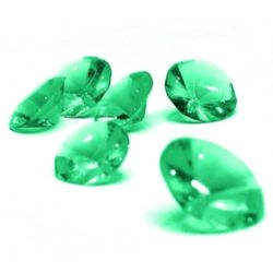 RAINBOW JEWELS - EMERALD (24)