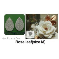 Flower Mould-Rose leaf(size M)