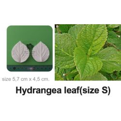 Flower Mould-Hydrangea leaf(size S)