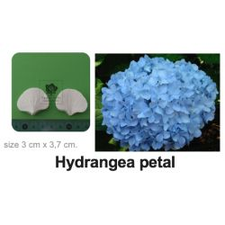 Flower Mould-Hydrangea petal