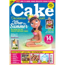 Cake Craft & Decoration 2017年8月號