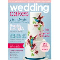 Wedding Cakes Magazine 夏季 2017