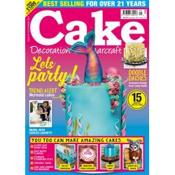 Cake Craft & Decoration 2017年9月號