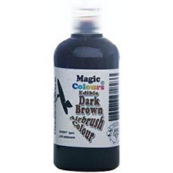Magic Colours  Airbrush  Dark Brown