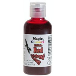 Magic Colours Airbrush Red