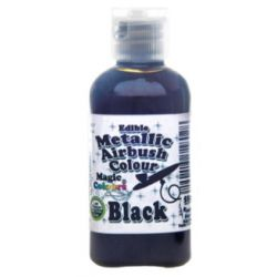 Magic Colours Metalic Airbrush - Black