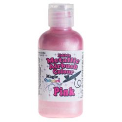 Magic Colours Metalic Airbrush Pink