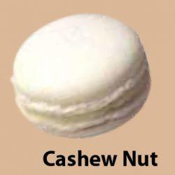 馬卡龍 白色腰果味 42粒