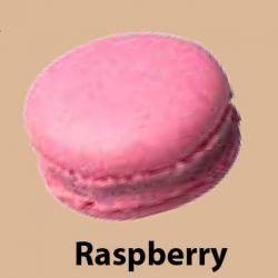 馬卡龍 粉紅色Raspberry 42粒