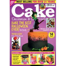CAKE CRAFT & DECORATION 2017年10月號