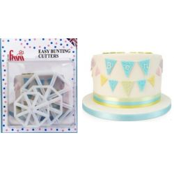 FMM-Easy Bunting Cutter Set