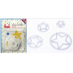 FMM-Star Cutters Set Of 4
