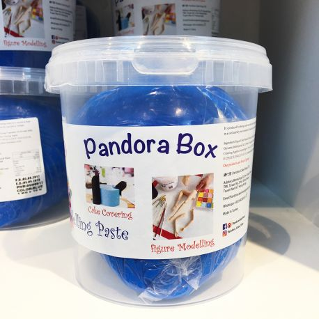 Pandora Box Sea Blue (Hard)海藍 1kg