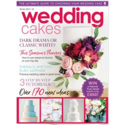 Wedding Cakes Magazine-Winter 2017–18