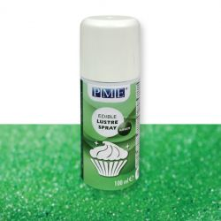 GREEN - Edible Lustre Spray - PME