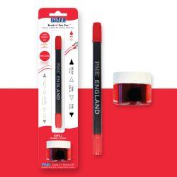 PME 紅色 食用墨水筆