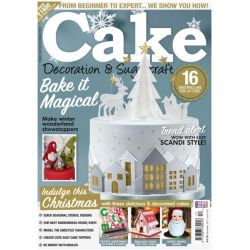 CAKE CRAFT & DECORATION 2017年12月號