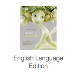 Animation in Sugar(English Language Edition) by Carlos Lischetti