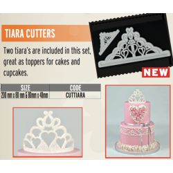 Tiara Cutter Set - FMM