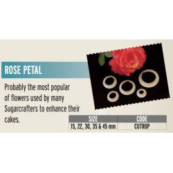 FMM-Rose Petal Set of 5