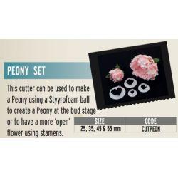 FMM-Peony Cutter Set