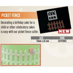 FMM-Picket Fence Cutter