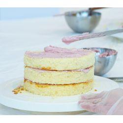 "Butter Cake Round W16""xH2"""