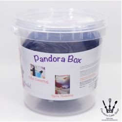 Pandora Box Navy Blue (Hard)深藍 1kg