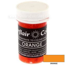 SugarFlair Orange (色膏) 25g