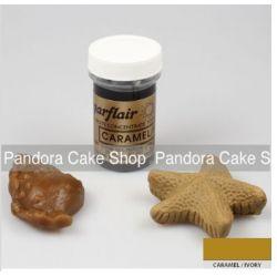 SugarFlair Caramel Ivory (色膏) 25g