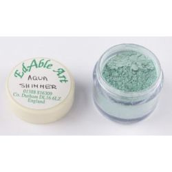 EdAble Art-Aqua Shimmer