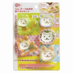 日本動物-曲奇模