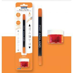 PME 橙色 食用墨水筆