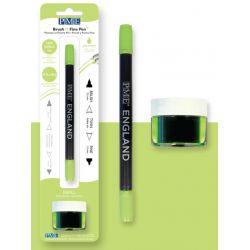 PME 檸檬綠  食用墨水筆