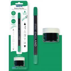 PME 深綠色 食用墨水筆