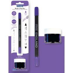 PME 紫色 食用墨水筆