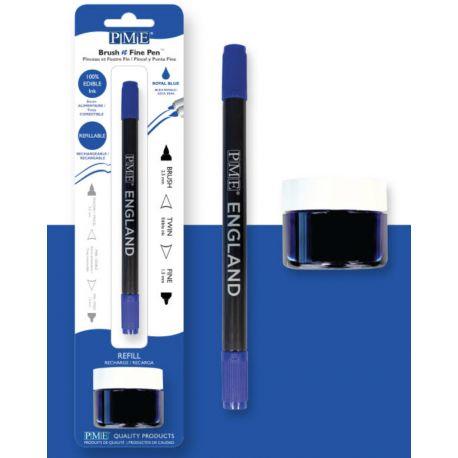PME 寶藍色 食用墨水筆