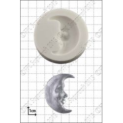 Man In The Moon Silicone Mould - FPC