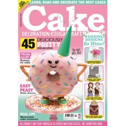 Cake Craft & Decoration 2018年5月號