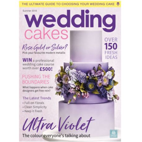 Wedding Cakes Magazine Summer 2018