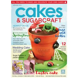 Cakes & Sugarcraft Magazine April/May 2018