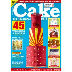 CAKE CRAFT & DECORATION 2018年6月號