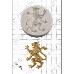 Rampant Lion Silicone Mould (Left) - FPC
