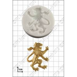 Rampant Lion Silicone Mould (Right) - FPC