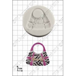 Handbag One Silicone Mould - FPC