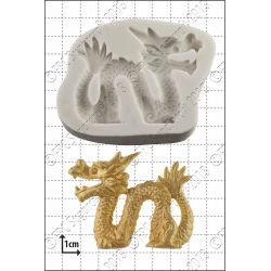 Chinese Dragon Silicone Mould (Left) - FPC